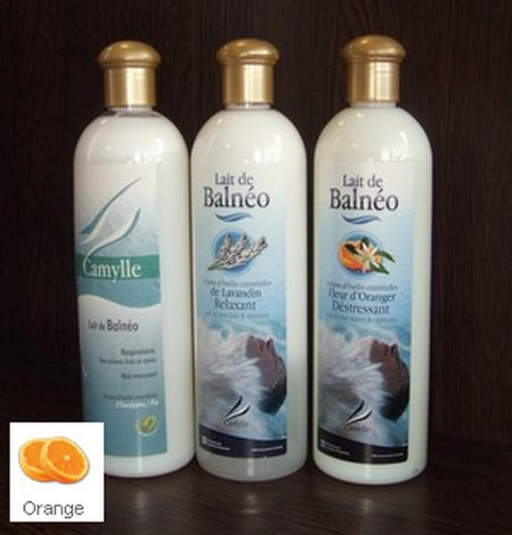 Orange balneo hydro et balneo cabine douche for Baignoire non encastrable